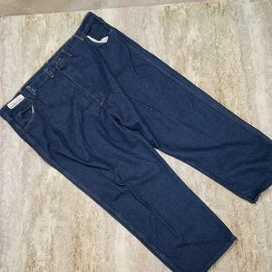 RED KAP MENS WORK JEANS SIZE 50X29